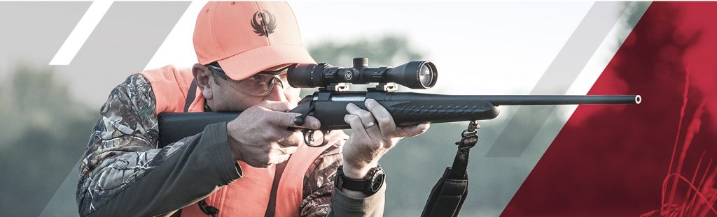 Best Gun for Coyote - Ruger American Rifle