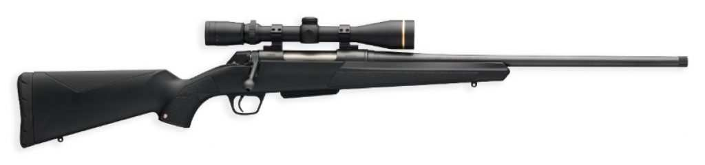Best Gun for Coyote - Winchester XPR SR