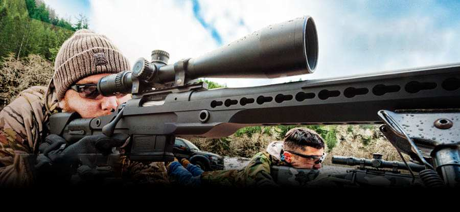 Best Long Range Scopes Under 1000 Dollars