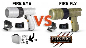 Foxpro Fire Eye vs Foxpro Fire Fly