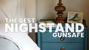 best nightstand gunsafe