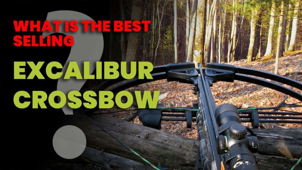 Best Selling Excalibur Crossbow