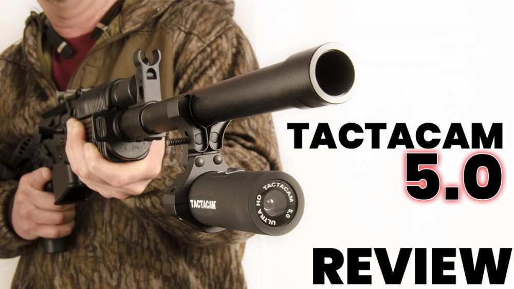 Tactacam 5.0 Review - and why you absolutely need one.