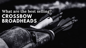 What is the best selling crossbow broadheads
