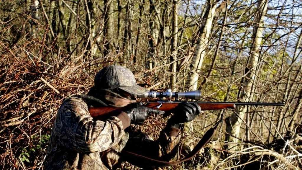 What to Pack in a Hunting Backpack - A Hunting Rifle!